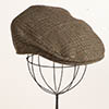 I'd get this Irish tweed cap as a gift for my nephew, who's only 10 but such a little man already. He would look adorable in it, and it reminds me of the caps my father used to wear.