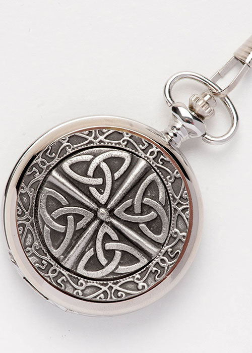Celtic Pocket Watch - Trinity