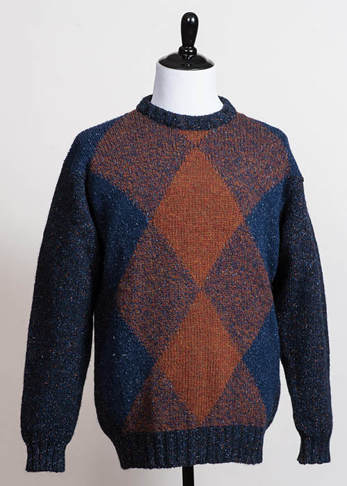 MEN'S WOOL SWEATERS